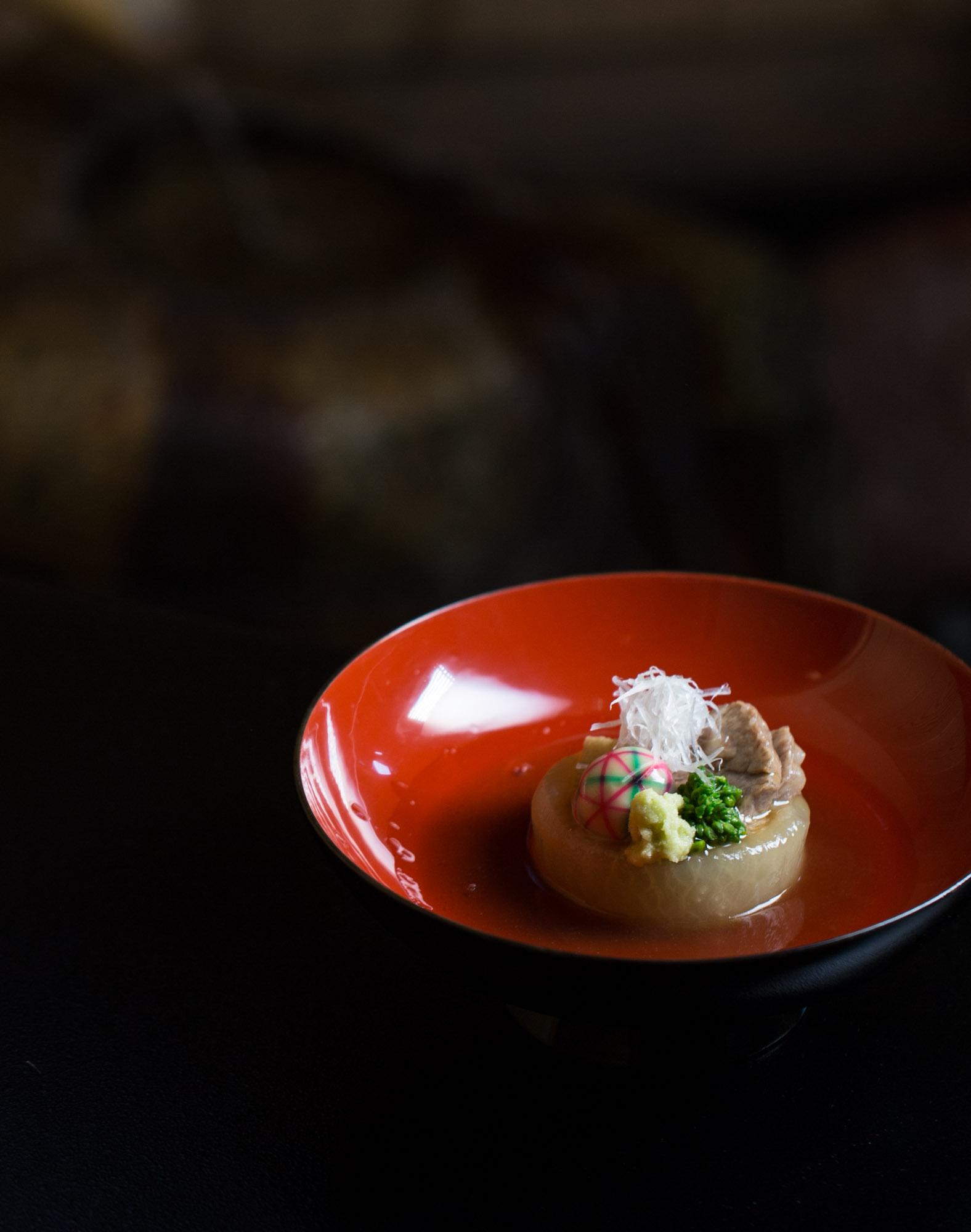 Noto beef jibuni - Tsuruko, Ishikawa